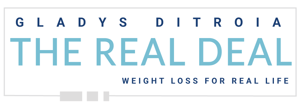 The Real Deal logo - Online Weight Loss Program