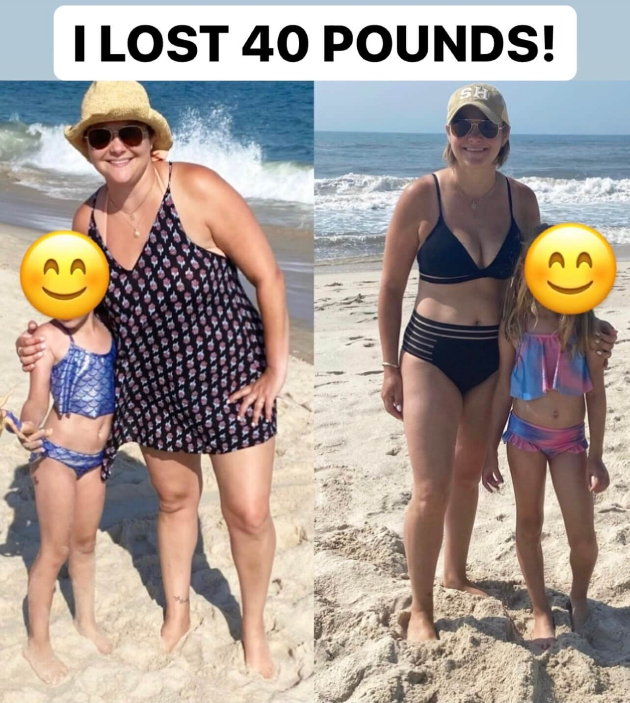 Real Deal Success - Down 40 pounds